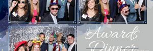 Trueline employees at the Best Places to Work in Maine awards dinner