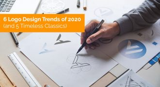6 Logo Design Trends of 2020 (and 5 Timeless Classics)