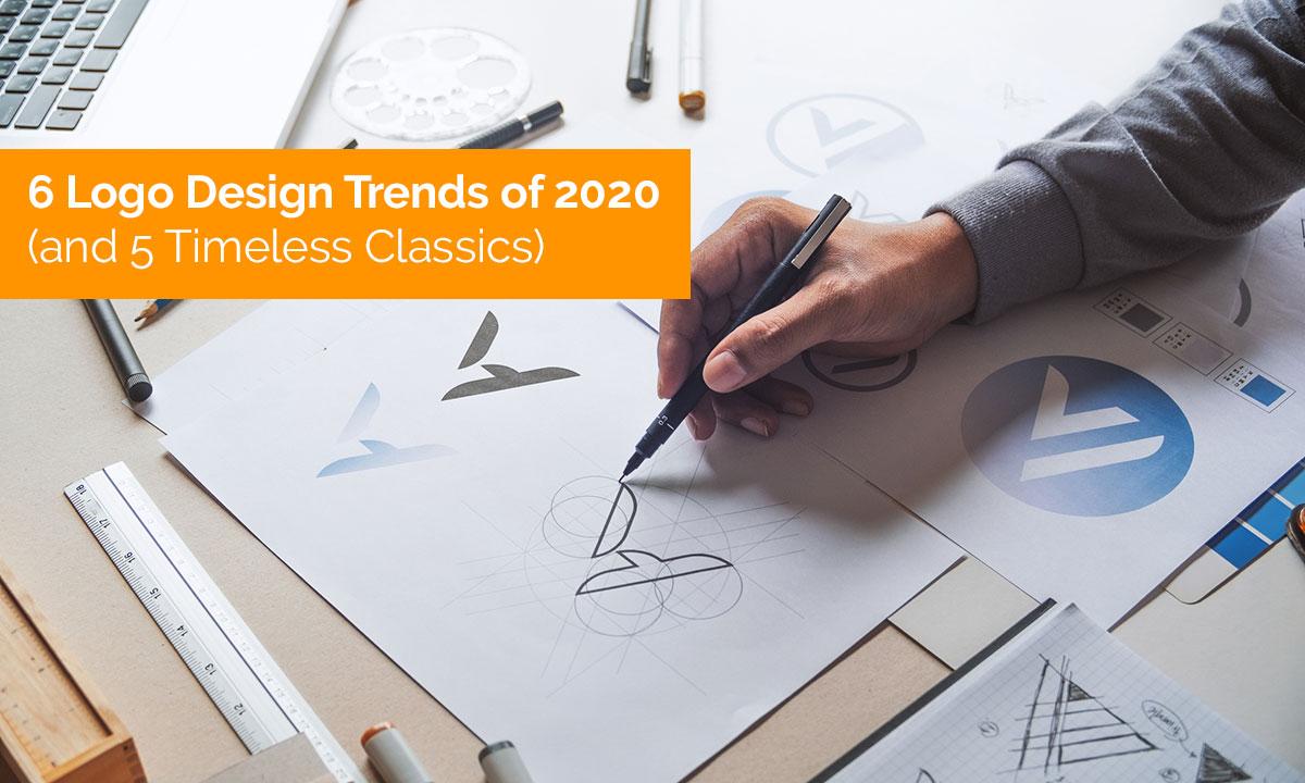Logo design trends of 2020