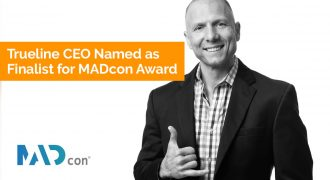 Trueline CEO Haj Carr named a finalist for MADcon 2020 award