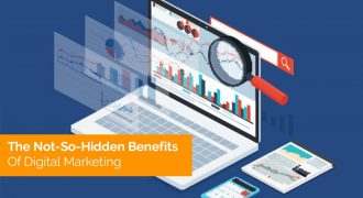 The Not-So-Hidden Benefits Of Digital Marketing