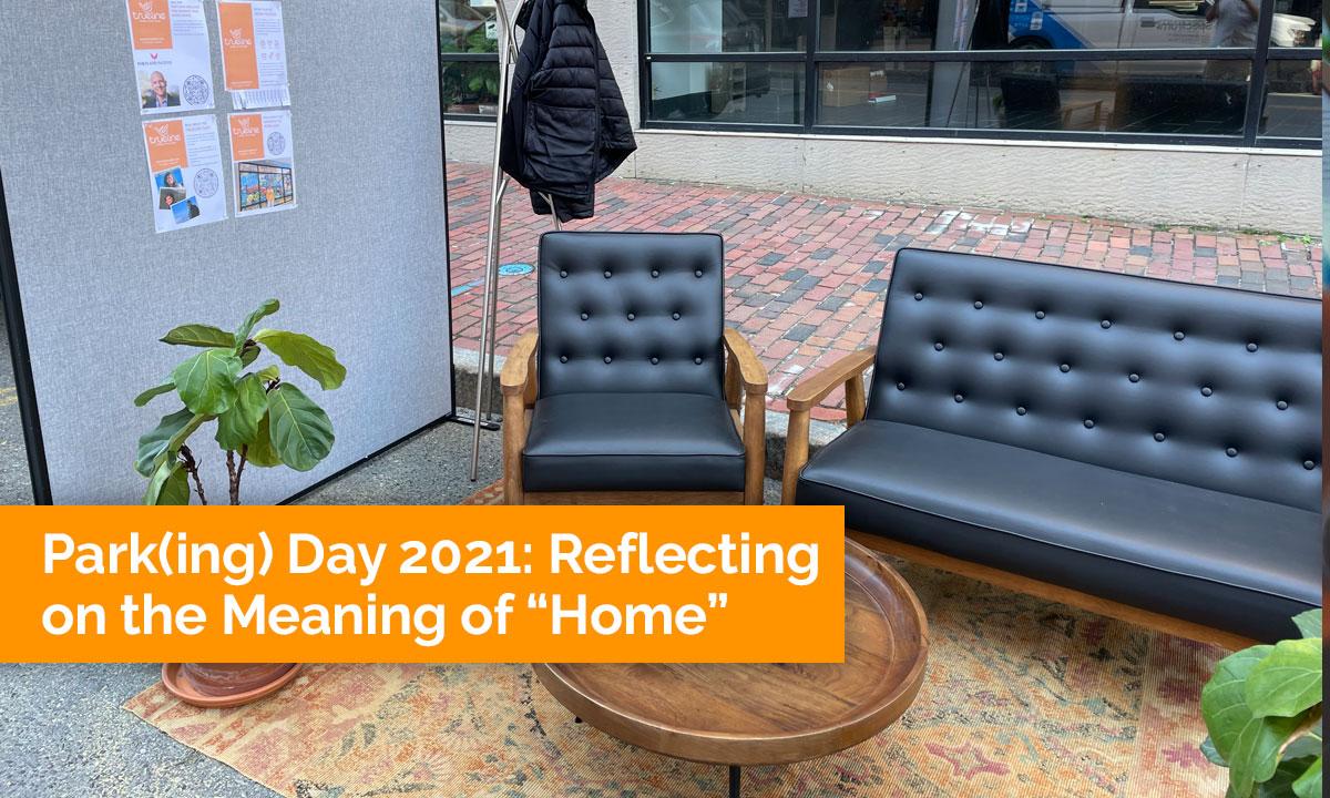 Trueline blog: Park(ing) Day 2021